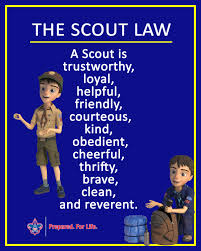 scout law