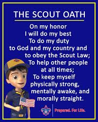 scouth oath