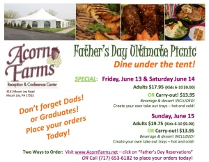 Fathers Day at Acorn Farms-2014