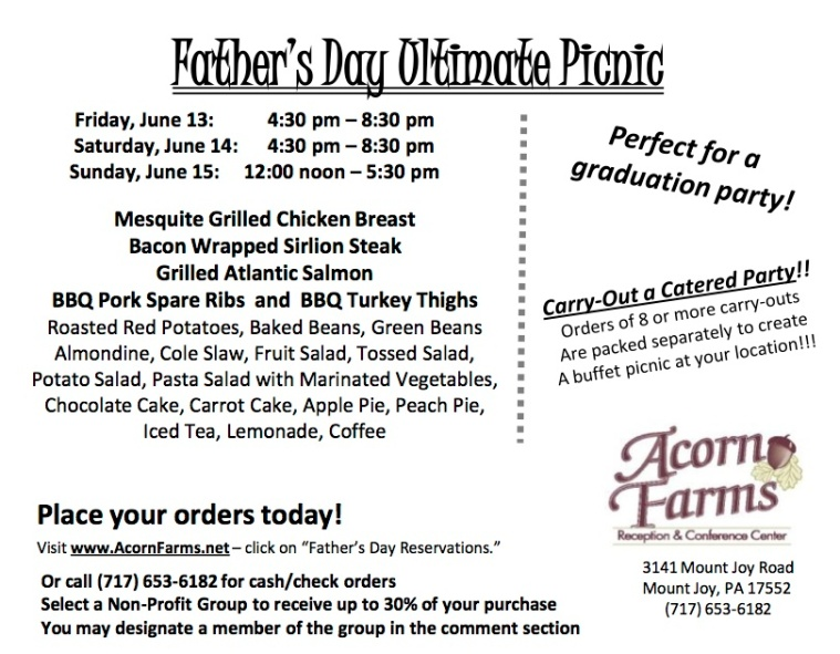 Fathers Day at Acorn Farms-2014b