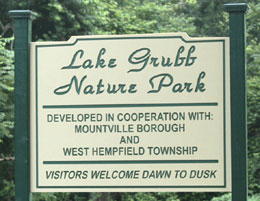 Lake Grubb Nature Park